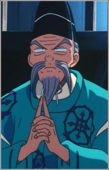 Higurashi Grandpa