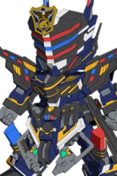 Seargent Verde Buster Gundam