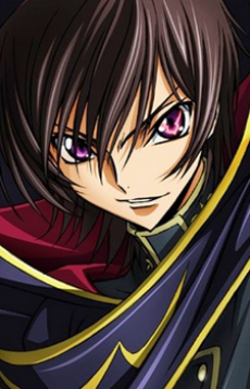 Lamperouge Lelouch