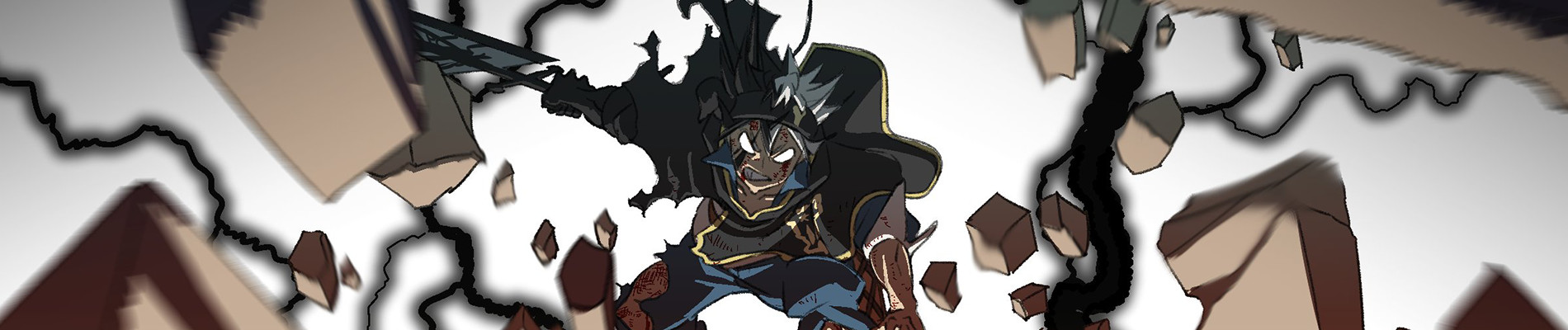 Streaming Black Clover
