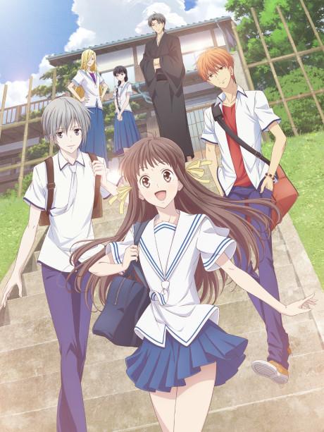 AniChart: spring 2019 Anime Season