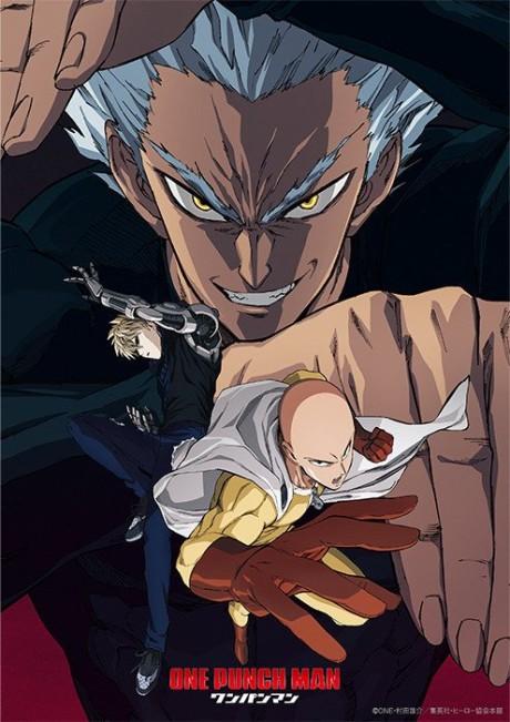 One Punch Man OVA 2