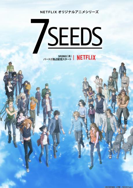7SEEDS Season 2