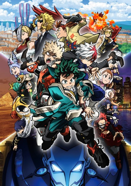 Boku no Hero Academia the Movie: World Heroes' Mission