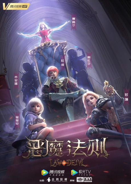 bx137666 MS12OP3Ccwjy All The Upcoming New Chinese Anime From Tencent for their 2021-2022 Lineup