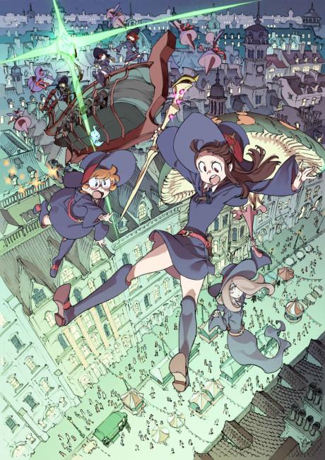 Little Witch Academia: Mahou-jikake no Parade