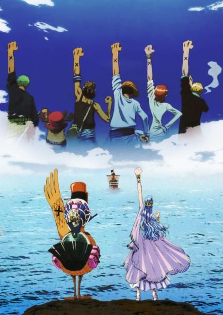 One Piece: Episode of Alabasta - Sabaku no Oujo to Kaizoku-tachi