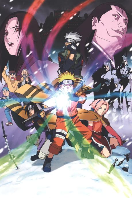Naruto the Movie: Dai Katsugeki! Yuki Hime Shinobu Houjou Dattebayo!!