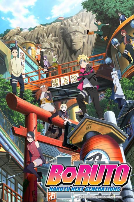 Boruto: Naruto Next Generations · AniList