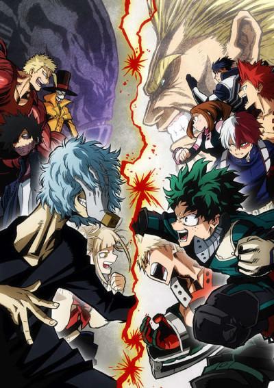 AniChart: spring 2018 Anime Season