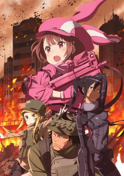 Sword Art Online Alternative: Gun Gale OnlineThumbnail 5