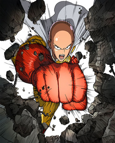One-Punch Man OVA