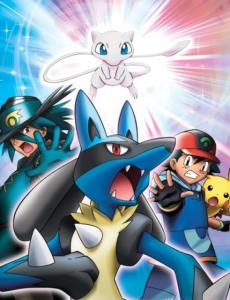 Pocket Monsters Advanced Generation: Mew to Hadou no Yuusha Lucario