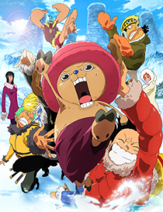 One Piece Movie 09: Episode of Chopper Plus - Fuyu ni Saku, Kiseki no Sakura