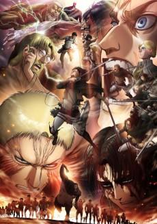 Watch Shingeki No Kyojin 3 Part 2 English Subbed Online In High