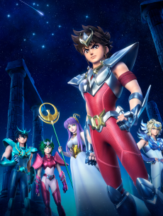 Knights of the Zodiac: Seitoushi Seiya Part 2