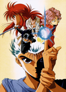 DeathKnightofAnime's review of Yuu☆Yuu☆Hakusho · AniList